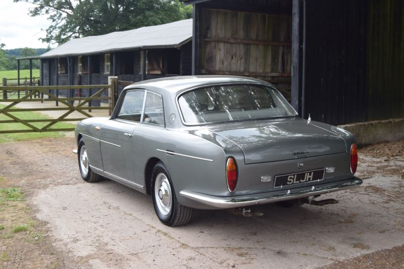 Sold - Bristol 411 Series 1