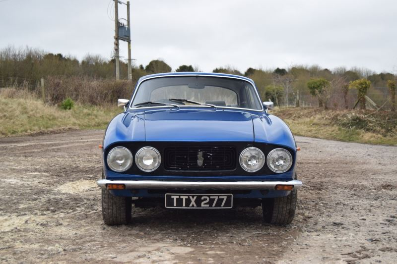 Sold - Bristol 411 Series 5